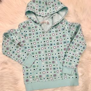 Girl's Jumpin Beans hoodie